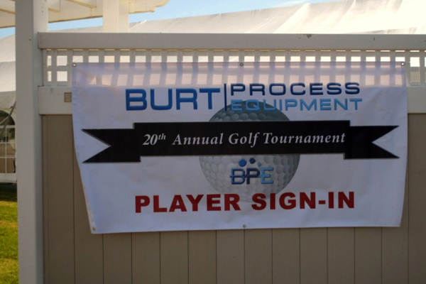 Burt Process Annual Golf Tournament